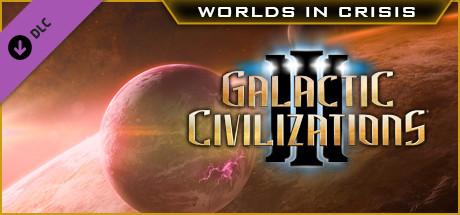 Galactic Civilizations III - Worlds in Crisis DLC
