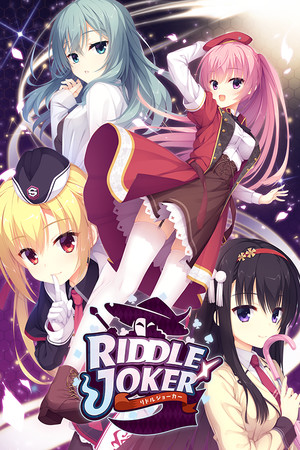 Riddle Joker poster image on Steam Backlog