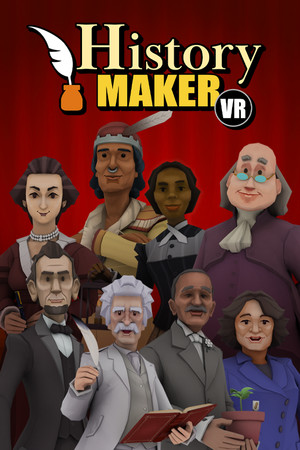 HistoryMaker VR poster image on Steam Backlog