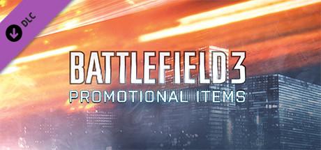 Battlefield 3™ Promotional Items
