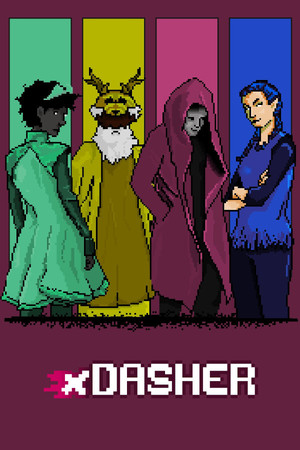 xDasher poster image on Steam Backlog