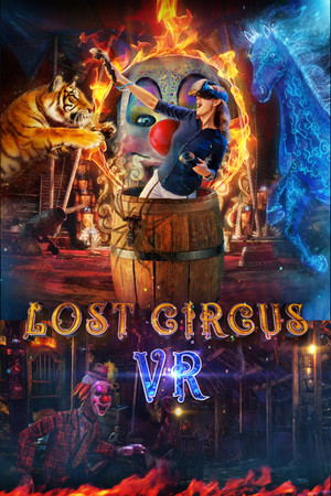Lost Circus VR - The Prologue poster image on Steam Backlog
