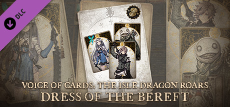 Voice of Cards: The Isle Dragon Roars Dress of the Bereft