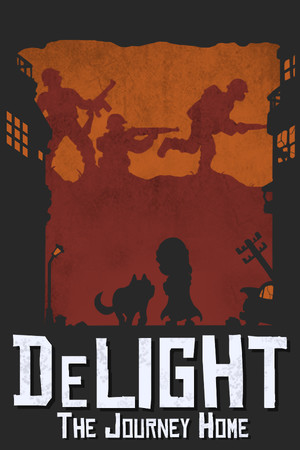 DeLight: The Journey Home poster image on Steam Backlog