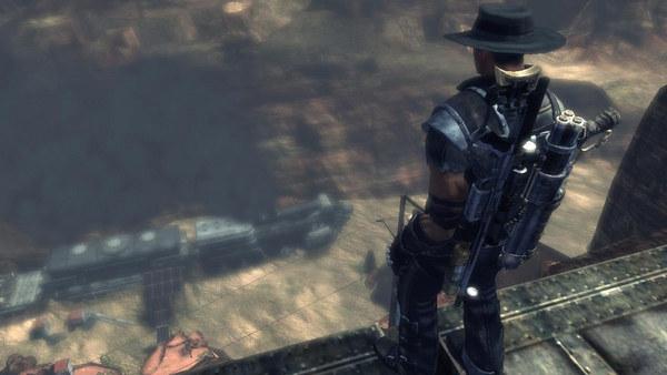Скриншот из Damnation