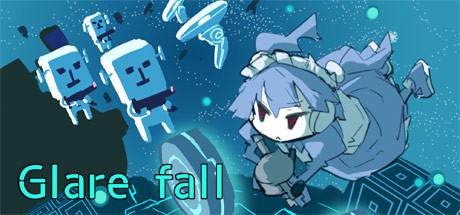 Glare fall