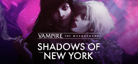 Vampire: The Masquerade - Shadows of New York cover art