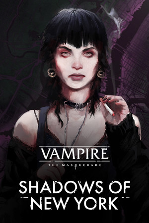 Vampire: The Masquerade - Shadows of New York poster image on Steam Backlog