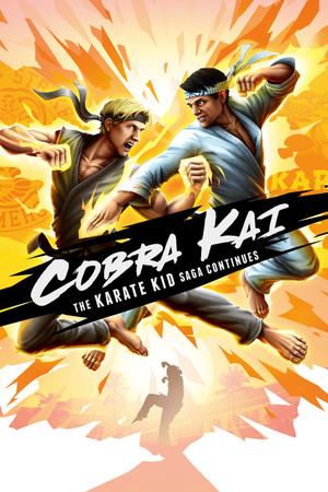 Cobra Kai: The Karate Kid Saga Continues poster image on Steam Backlog