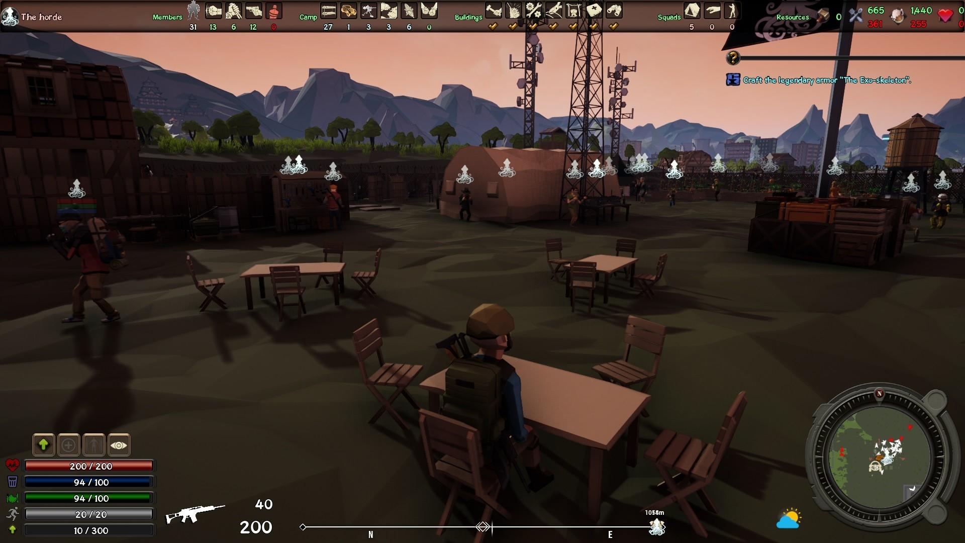 Heavenworld Screenshot 1