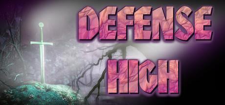Defense high cover art