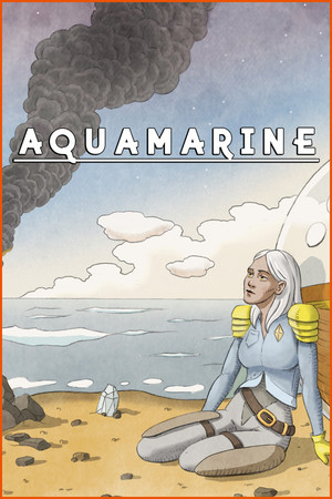 Aquamarine poster image on Steam Backlog