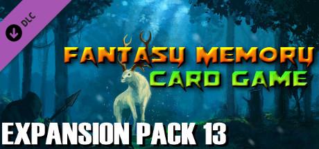 Купить Fantasy Memory Card Game - Expansion Pack 14 (DLC)