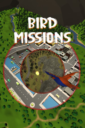 Bird Missions poster image on Steam Backlog