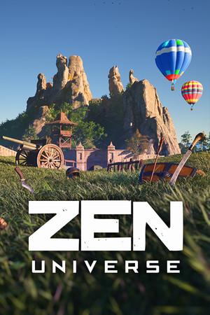 Zen Universe poster image on Steam Backlog