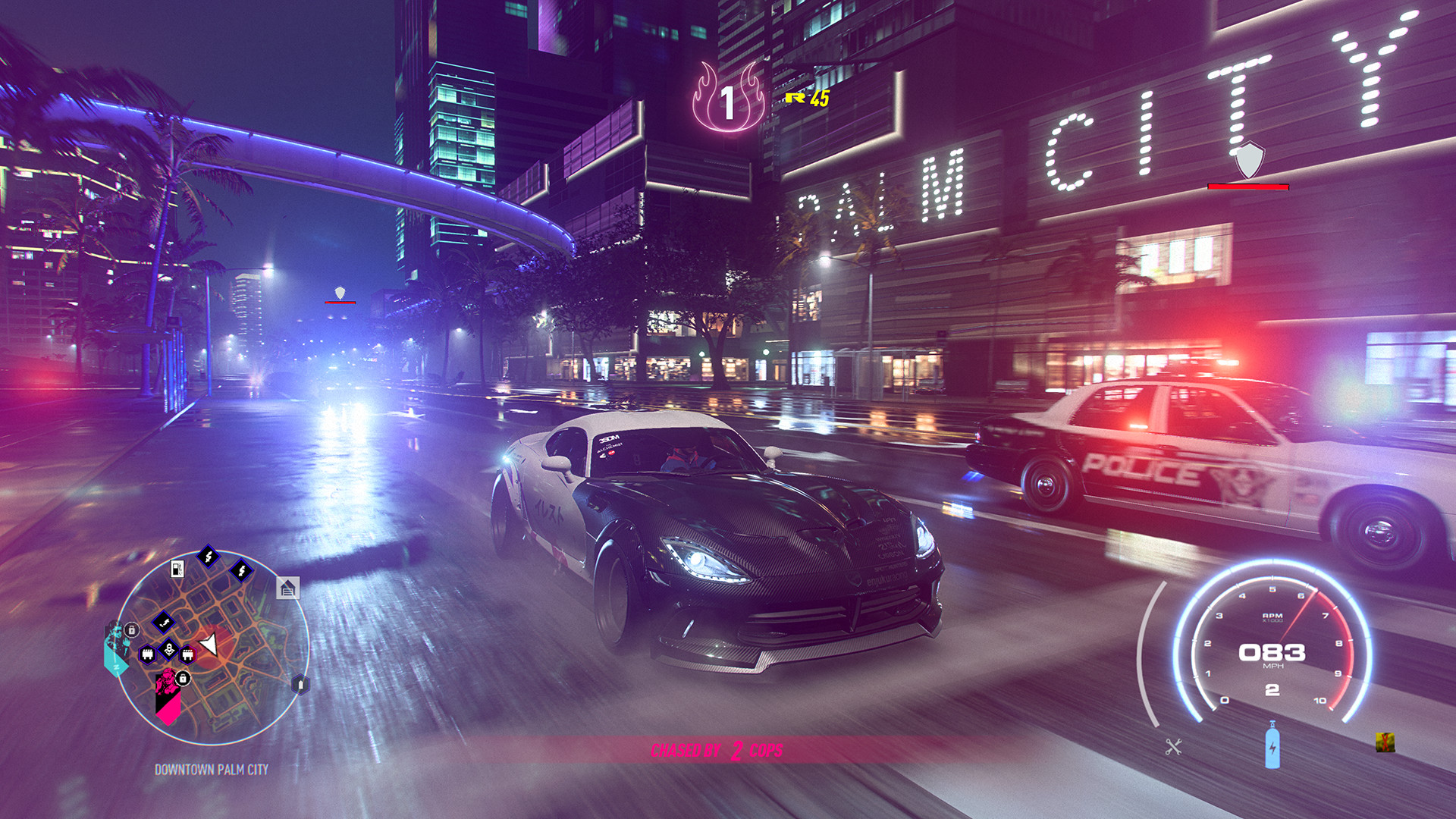 Need For Speed Heat Keys To The Map On Steam