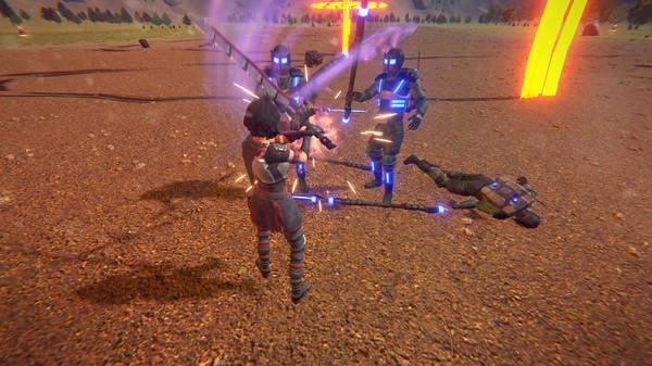 Iron Reckoning PC gameplay