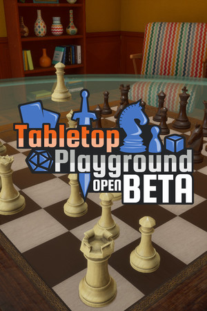 Tabletop Playground Beta poster image on Steam Backlog