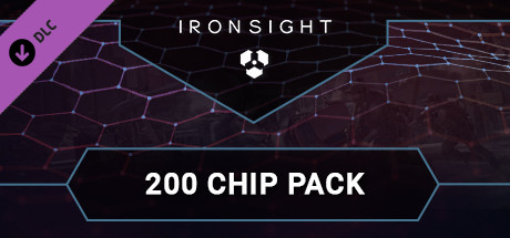 Ironsight - 200 CHIP Pack