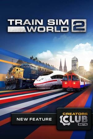 Train Sim World 2 poster image on Steam Backlog