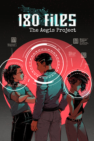 180 Files: The Aegis Project poster image on Steam Backlog