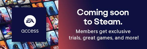 Doplněno: EA Access míří na Steam Steam Subs Banner