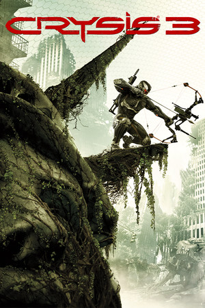 Crysis 3 poster image on Steam Backlog