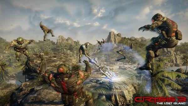 Скриншот №1 к Crysis® 3 Потерянный остров