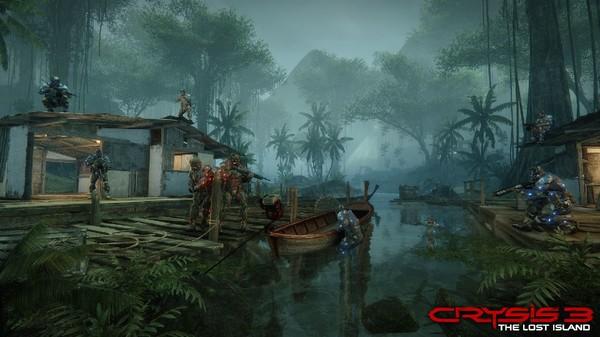 Скриншот №4 к Crysis® 3 Потерянный остров