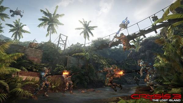 Скриншот №2 к Crysis® 3 Потерянный остров