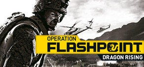 Operation Flashpoint: Dragon Rising cover art