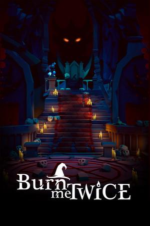 Burn Me Twice poster image on Steam Backlog