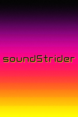 soundStrider poster image on Steam Backlog