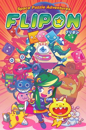 Flipon poster image on Steam Backlog