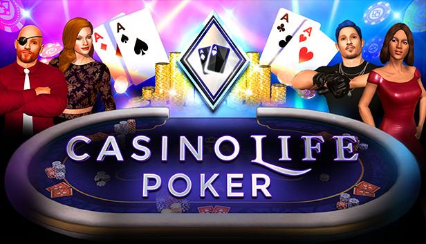 CasinoLife Poker - #1 Free Texas Holdem 3D on Steam