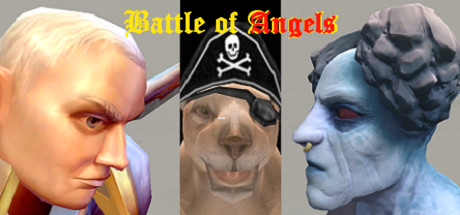 The Battle of Angels cover art
