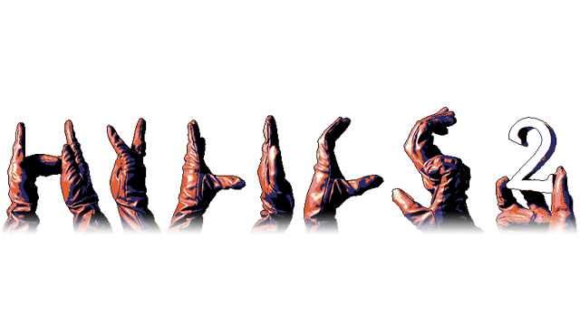 Hylics 2 logo