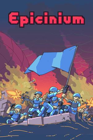 Epicinium poster image on Steam Backlog
