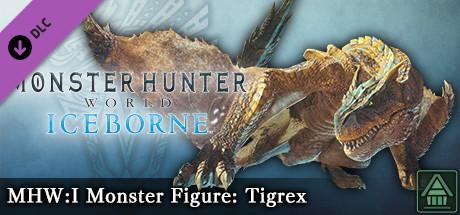 Monster Hunter World: Iceborne – Фигурка чудовища MHW:I: тигрекс