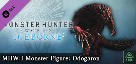 Monster Hunter World: Iceborne – Фигурка чудовища MHW:I: одогарон