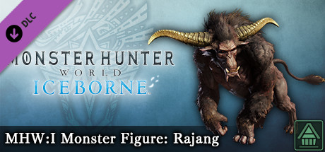 Monster Hunter World: Iceborne – Фигурка чудовища MHW:I: раянг