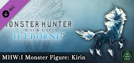 Monster Hunter World: Iceborne – Фигурка чудовища MHW:I: кирин