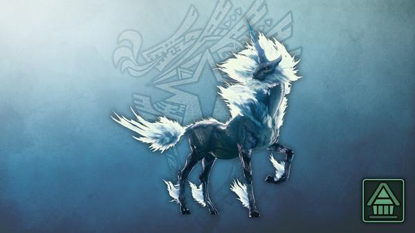 Скриншот №1 к Monster Hunter World Iceborne - Фигурка чудовища MHWI кирин