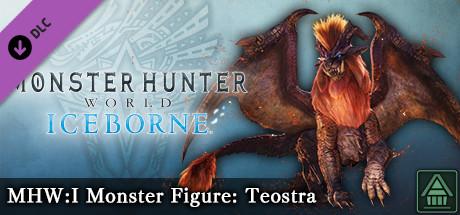 Monster Hunter World: Iceborne - MHW:I Monster Figure: Teostra