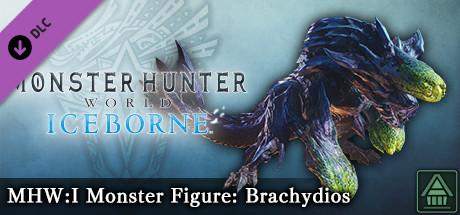 Monster Hunter World: Iceborne - MHW:I Monster Figure: Brachydios