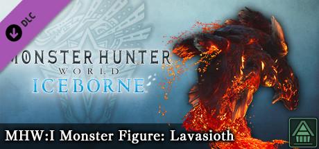 Monster Hunter World: Iceborne - MHW:I Monster Figure: Lavasioth