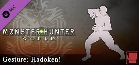 Monster Hunter: World - Gesture: Hadoken!