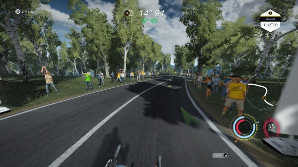 Capture d'écran n°5 du Jeu Tour de France 2020