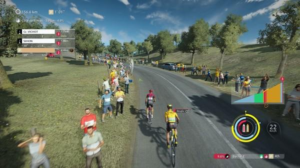 Capture d'écran n°4 du Jeu Tour de France 2020