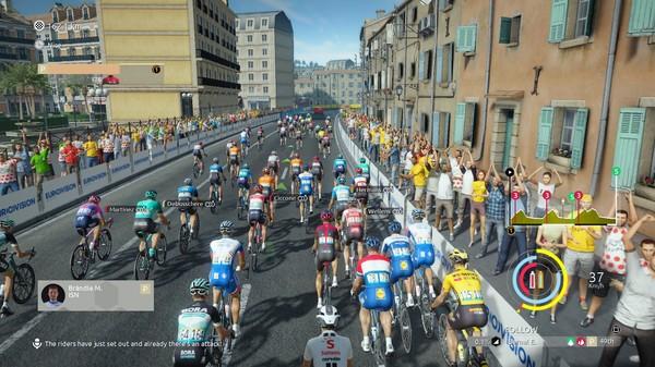 Capture d'écran n°3 du Jeu Tour de France 2020